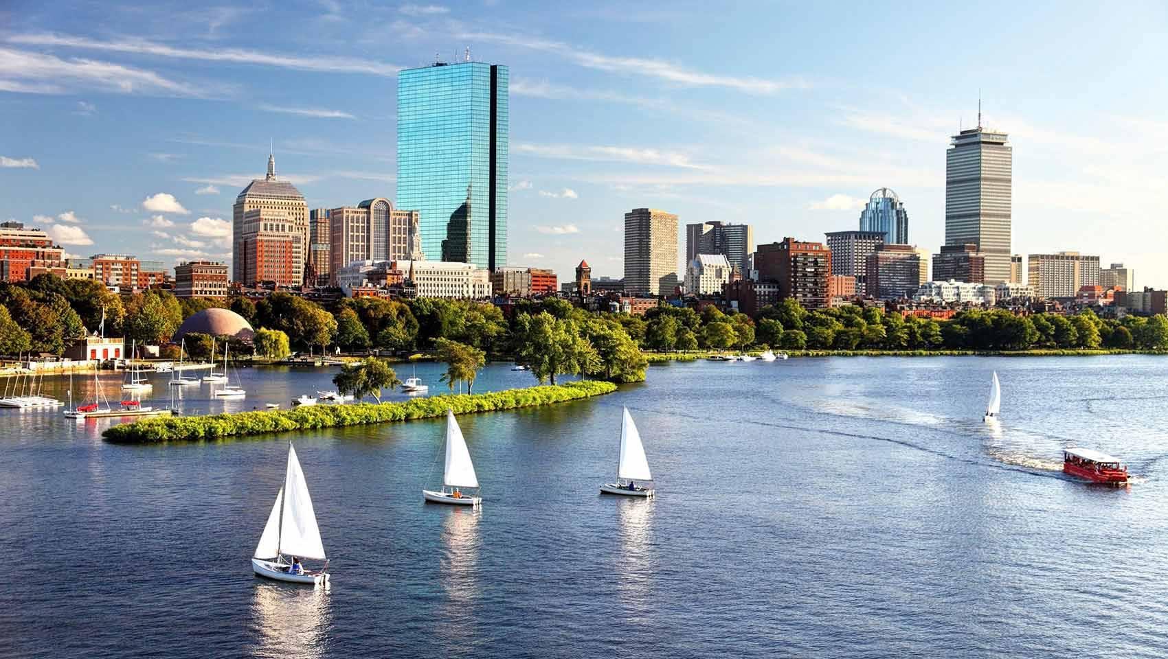 viajar a Boston