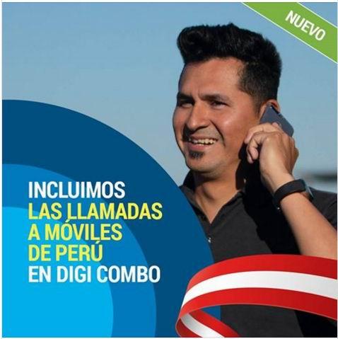 Digi incluye Peru