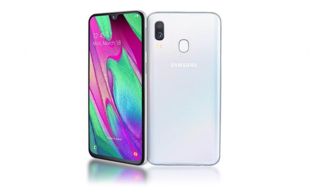 Samsung Galaxy A40 en Lorca