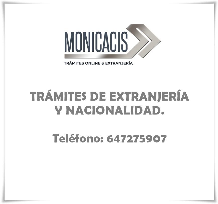 Monicacis-Multiservicios-TramitesOnline-Extranjeria